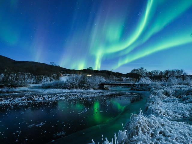 Aurora in Straumsbotn,