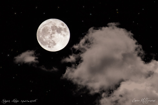 SUPER MOON, Canon EOS 600D, Canon EF-S 55-250mm f/4-5.6 IS