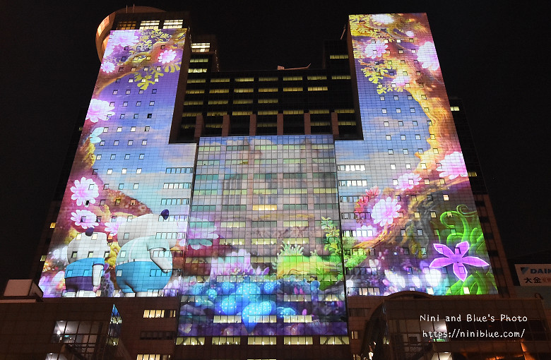 2016新北市耶誕城板橋車站景點27