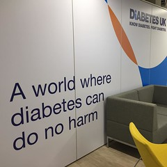 Diabetes UK's new office in Whitechapel, London