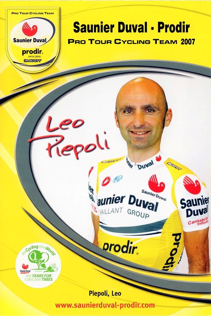 Leonardo Piepoli - Saunier Duval Prodir 2007