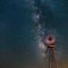 Milky Way Windmill by [ raymond ]