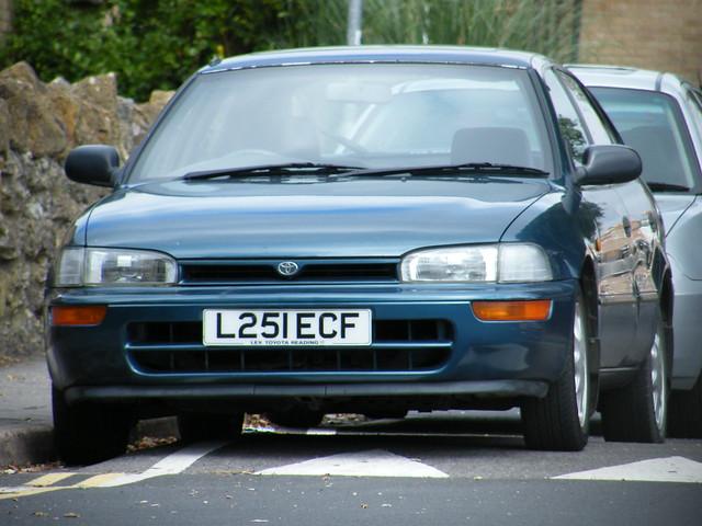 1993 Toyota Corolla Executive, Fujifilm FinePix S8000fd