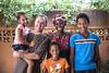 FOCSIV - Marco Alban con la famiglia
