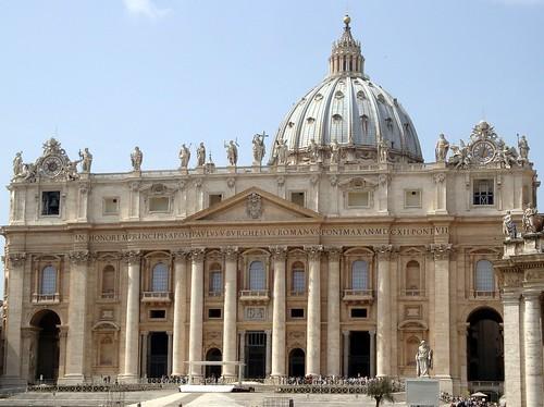 Cúpula da Basílica de São Pedro: uma das melhores vistas de Roma