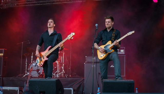 Ihsahn: Live at Sweden Rock Festival 2013