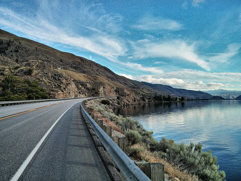 Wenatchee Canyon