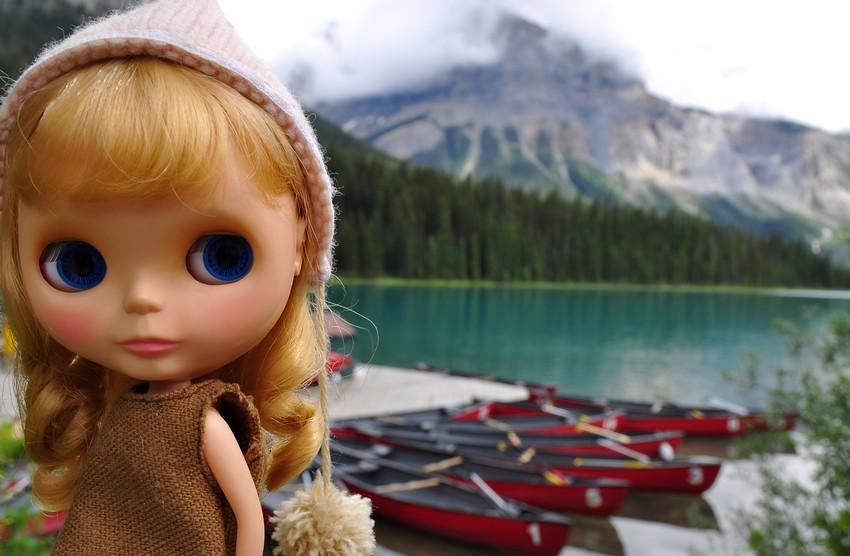 帶著小布去旅行---加拿大篇。