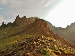 Southwest Ridge of Sneffels