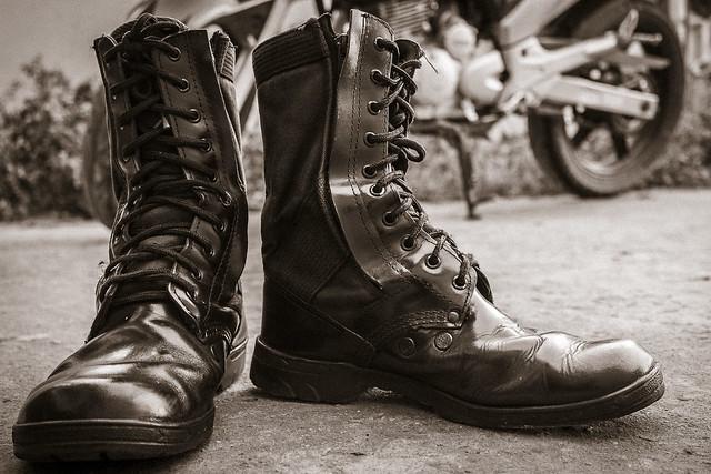 bota velha