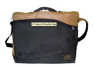 Flashed Messenger Bag