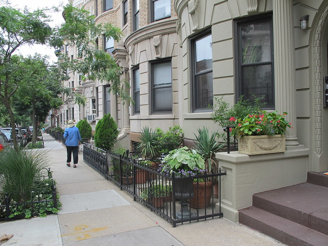 8th Street between 8th Avenue and Prospect Park West, Park Slope