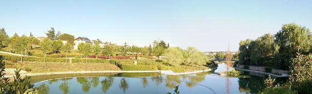 Parque  Arroyos de las Cárcavas