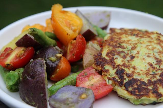 csa share :: week 10 + summer food......