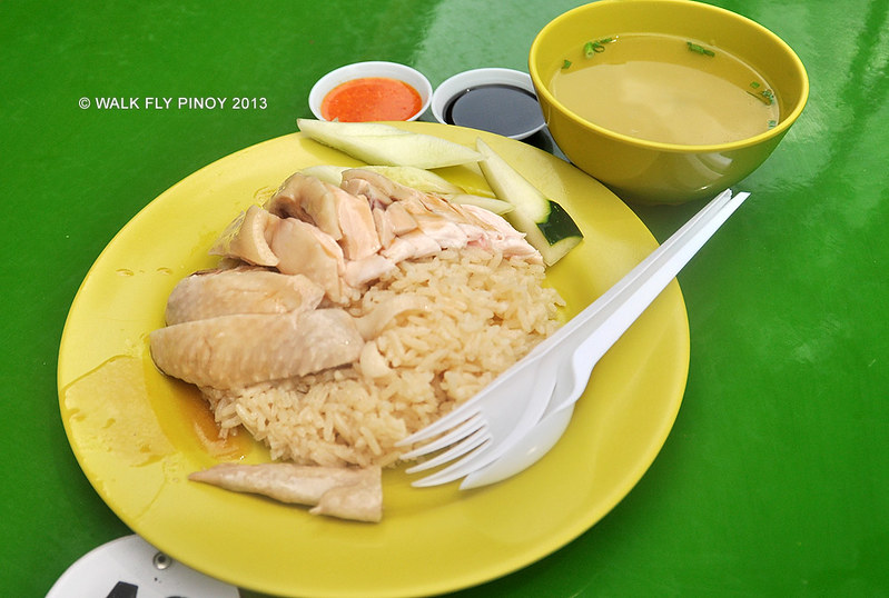 Tian Tian Chicken Rice, Singapore