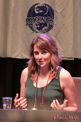 DragonCon 2013 - Lucy Lawless