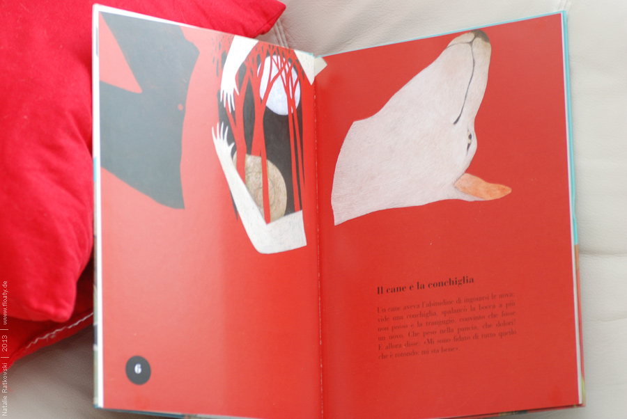 Esopo: Favole with illustrations from Simone Rea