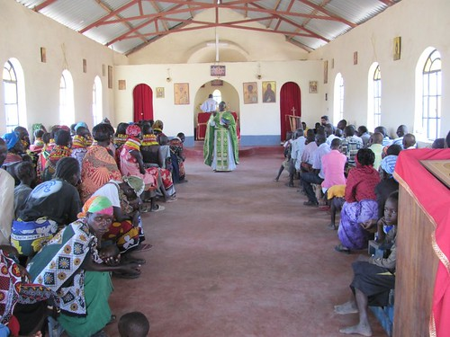 OCMC News - Join an OCMC Mission Team and Help Build a Church in Lokichar, Kenya