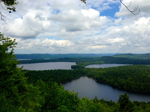 Adirondacks: Little Moose Lake