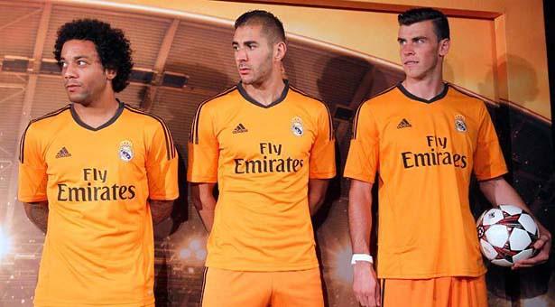Real Madrid - Tercera equipación