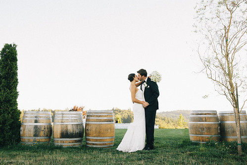 Mona & Trevor /Zenith Vineyard Wedding