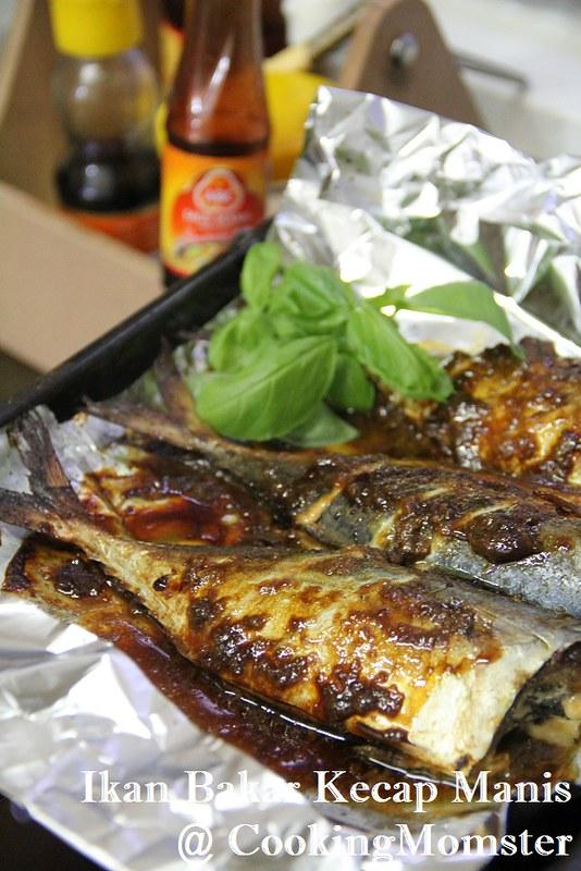 Ikan Bakar Kecap Manis