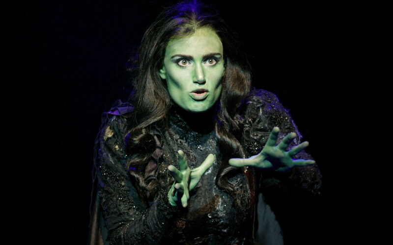 10081137343 968ba64175 c FICTIONAL FEMALES: ELPHABA