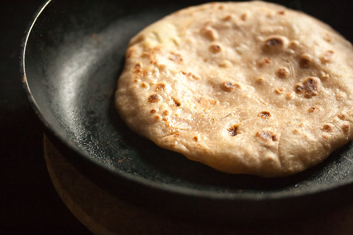 Cooking Aloo Parathas (Indian Potato Flatbreads)