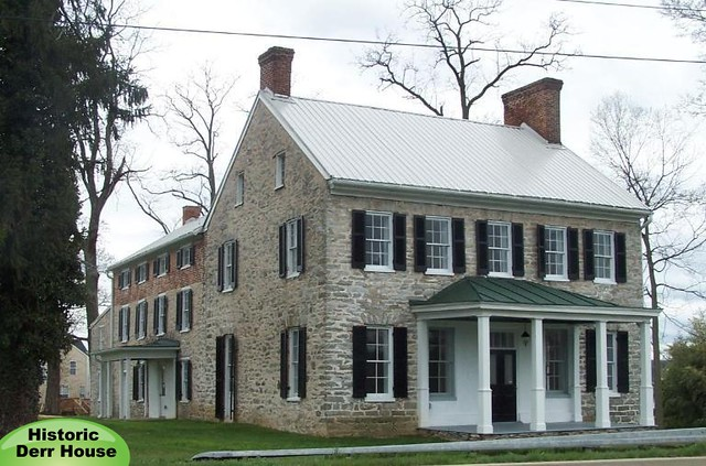 Historic Derr House