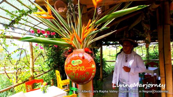 Dr. Albert Jo Rapha Valley Organic Farm