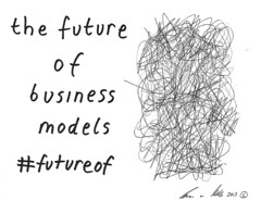 The Future of business models #futureof