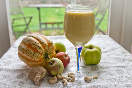 Pumpkin & Apple Smoothie