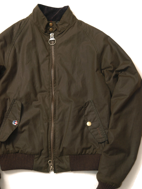 Barbour / Steve McQueen Merchant Jacket