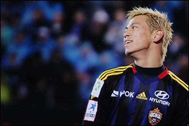 Keisuke Honda, Zenit vs CSKA