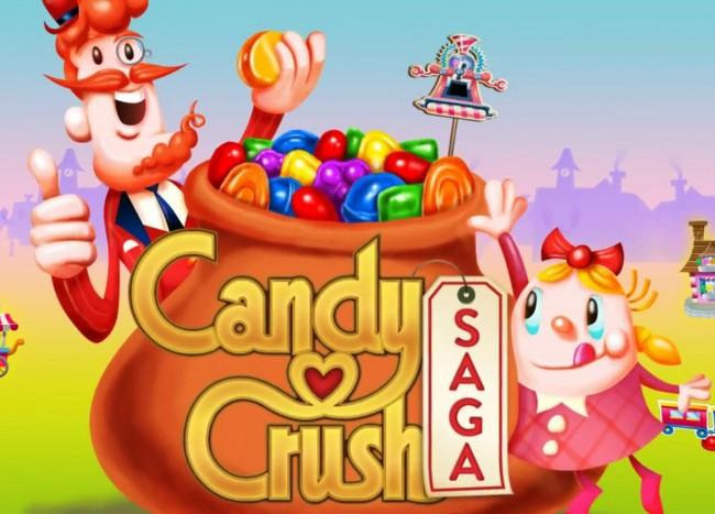 Candy crush saga's business model