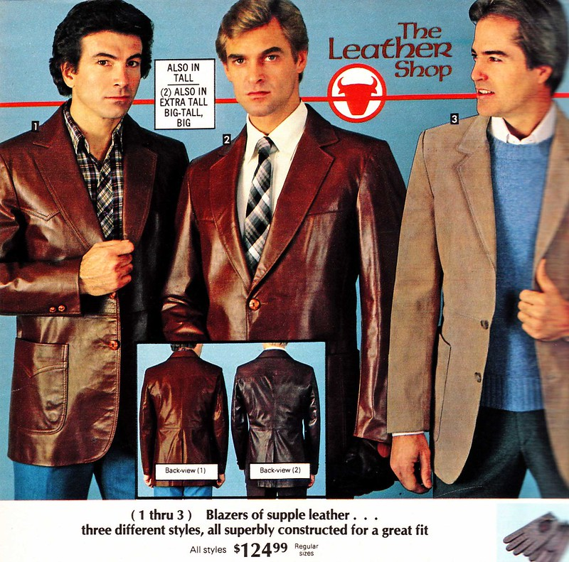 98bd24c8d6c Retrospace  Catalogs  34  Sears 1981 Fall Winter Catalog Men s Fashion