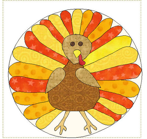 turkey 4 with flap
