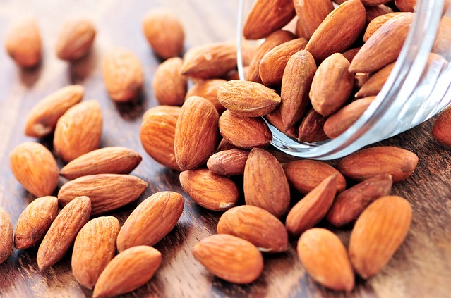 almonds-health-food