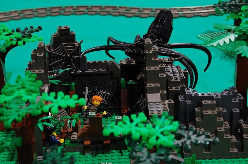 Moc Harry Potter Layout Lego Licensed Eurobricks Forums