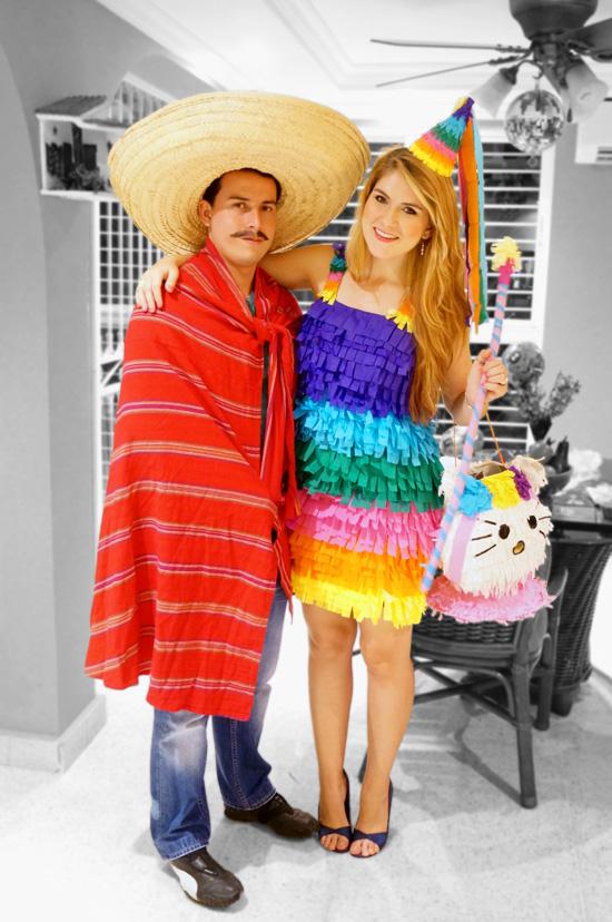 Piñata Halloween Costume