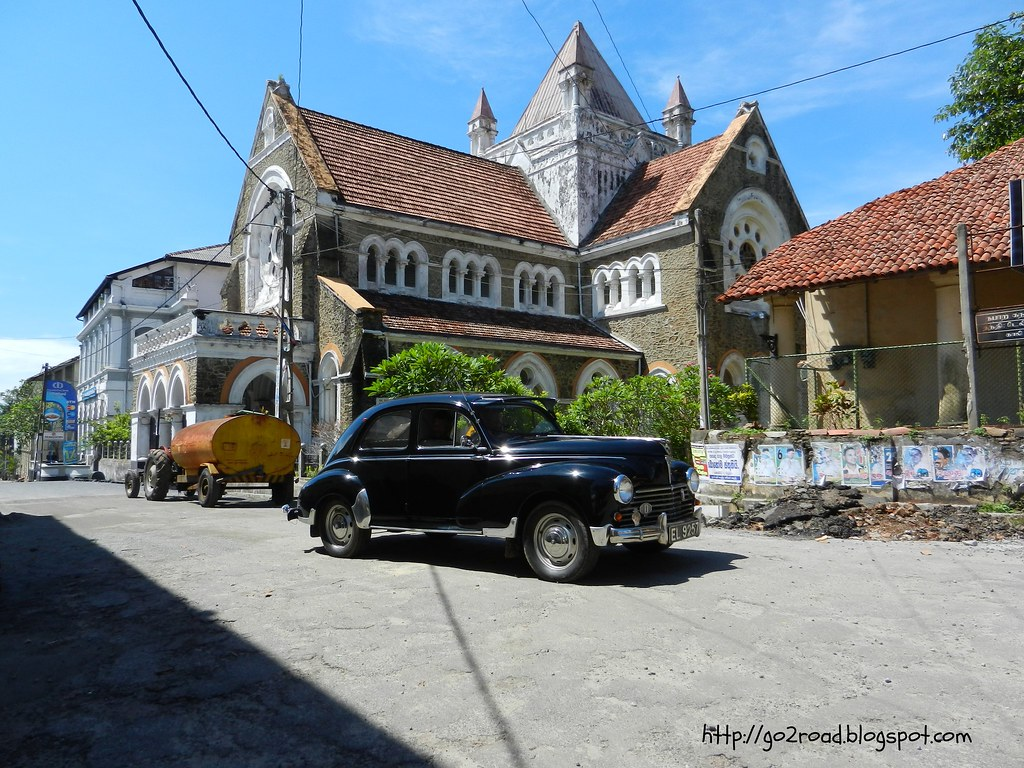 В Галле на Шри Ланке