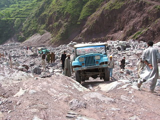 Earthquake. Pakistan 2005. Photo: AusAID