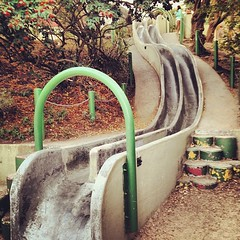 Seward Street Slides. one of the many secret sights of SF