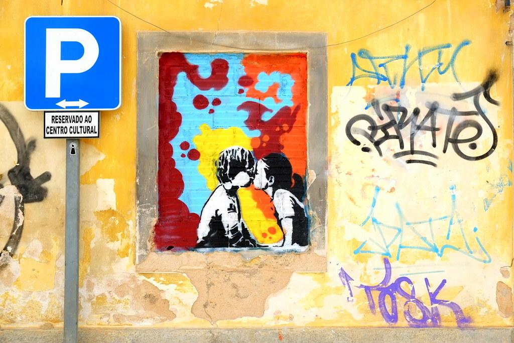 stencil | SLiM | lagos . portugal