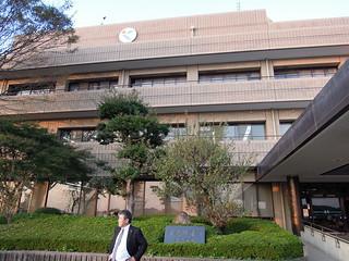 合志市役所