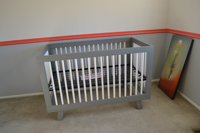 Baby Girl's Crib