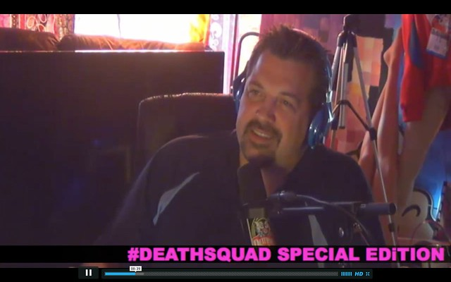 DEATHSQUAD SPECIAL EDITION: DAVID R. FOLEY