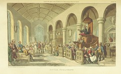 """British Library digitised image from page 243 of """"The Tour of Doctor Syntax: in search of the picturesque ... Fifth edition, with new plates [By William Combe.]"""""""