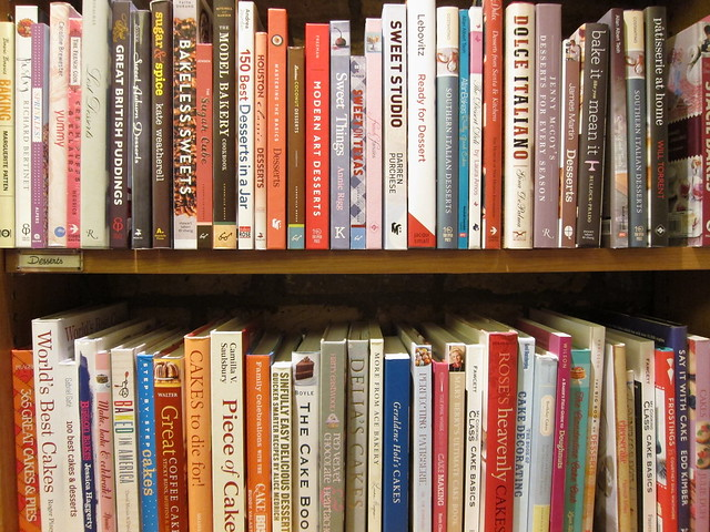 Books for Cooks from Flickr via Wylio