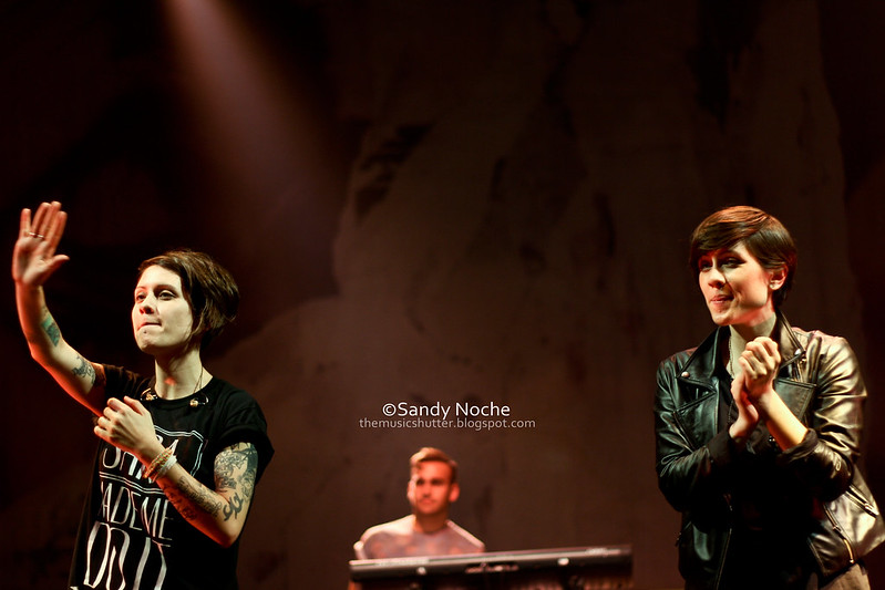 Tegan and Sara Live in Manila 11.25.13